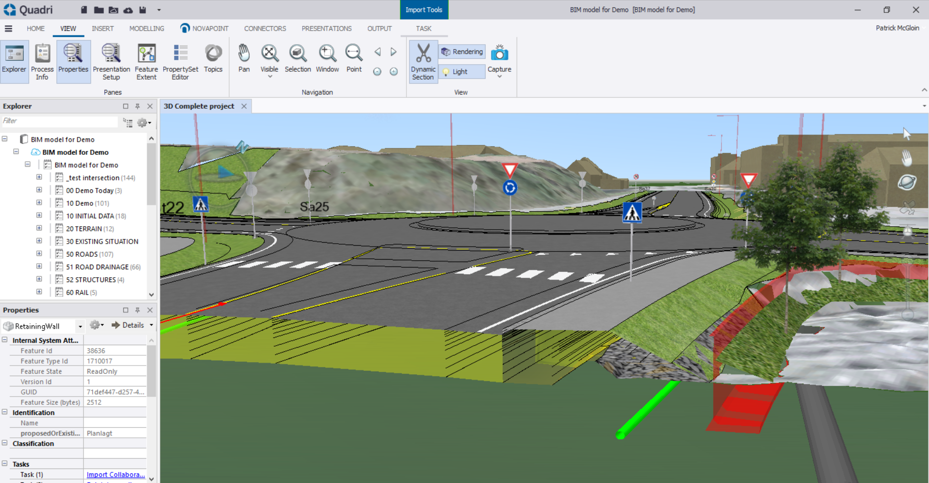 trimble-construction-software-3d-design-modeling-retaining-wall-dashboard