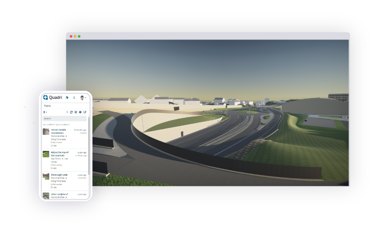 Trimble-Quadri-civil-bim-collaboration-software