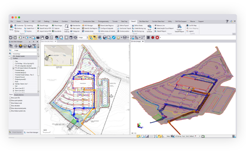 Trimble-Business-Center-takeoff-&-site-modeling-screenshot